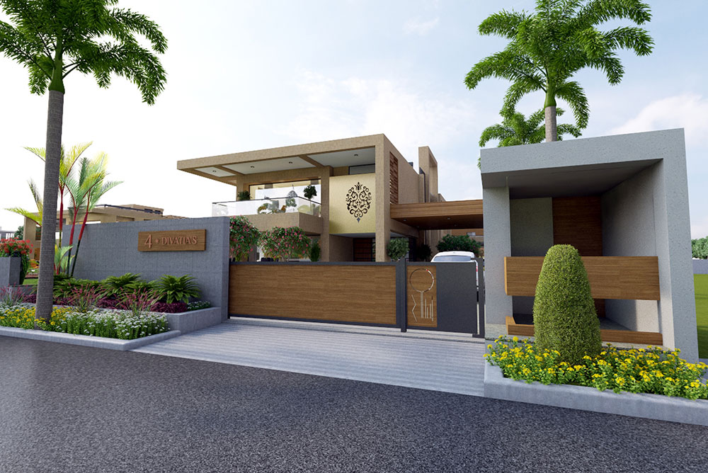 3d architectural rendering company in Ahmedabad