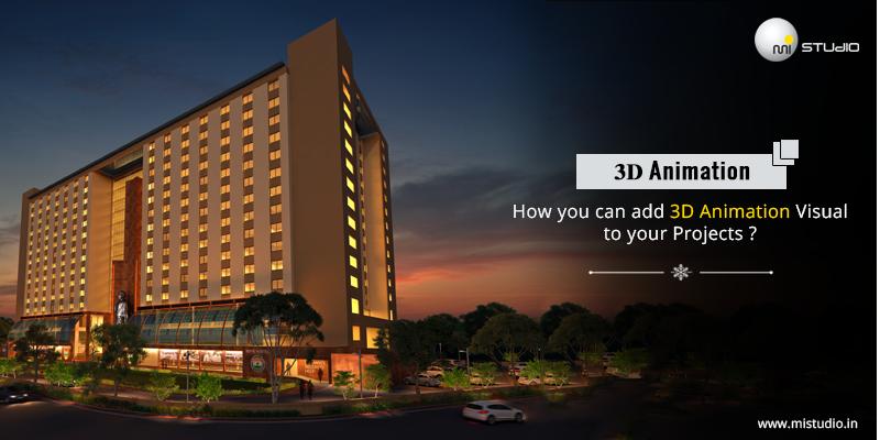 3D Animation Studio in India