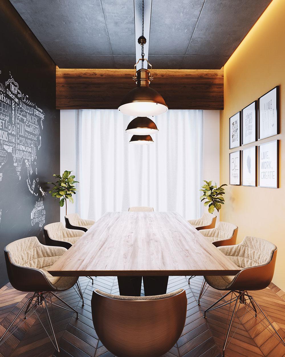 3D Architectural Interior rendering service