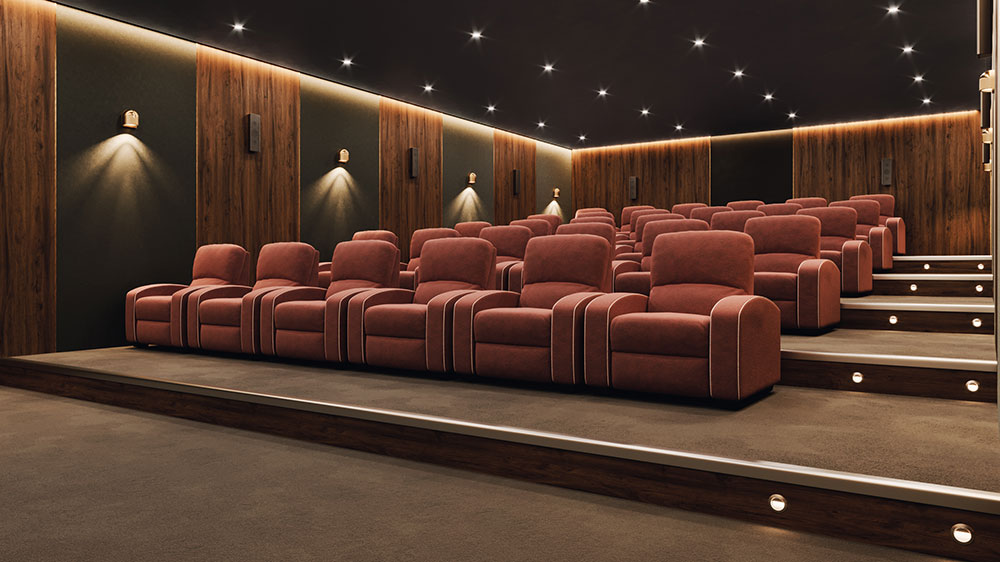 3D Architectural Interior rendering service in India